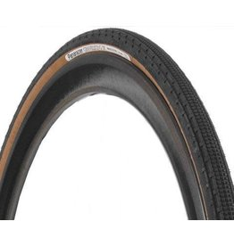 Kenda Panaracer Gravel King SK 700x40 Tubeless Brown Sidewall Tire