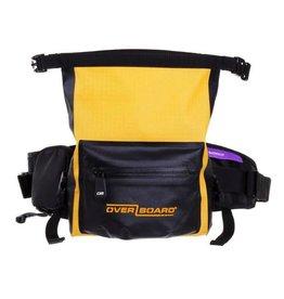 Polar Bottles OverBoard Pro-Light 3 Waterproof Yellow/Black IP66 Waist Pack