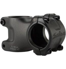 Salsa Guide Trail Stem 40mm +/- 3 Degree 31.8 Black