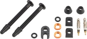 Orange Seal Orange Seal Versa Valve Tubeless Valve Stem, 48mm, Pair