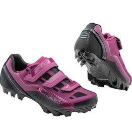 Louis Garneau Louis Garneau Sapphire Women's MTB Shoe: Magenta Purple 37
