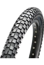 "Maxxis Maxxis Holly Roller Tire: 24 x  1.85"", Wire, 60tpi, Single Compound, Black"