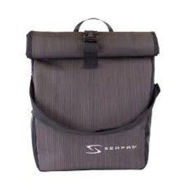 Serfas Serfas PB-1 Roll Top Single Pannier Bag