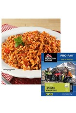 Mountain House Pro Pak Lasagna w/Meat Sauce Camping Meal