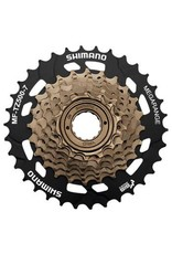 Shimano Shimano TZ500 7-Speed 14-28t Freewheel