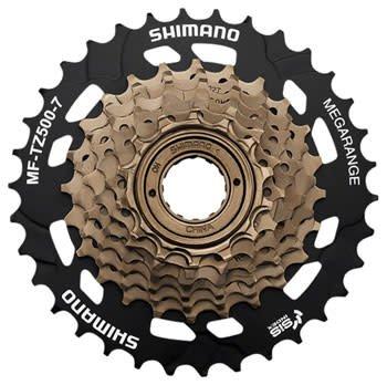 Shimano Shimano TZ500 7-Speed 14-28t Freewheel