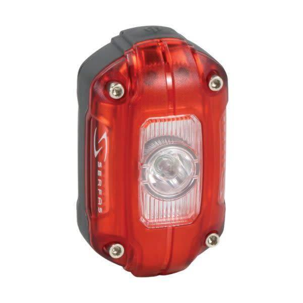 Serfas Serfas Guardian 60 Lumen Tail Light w/ Audible Low Battery Indicator