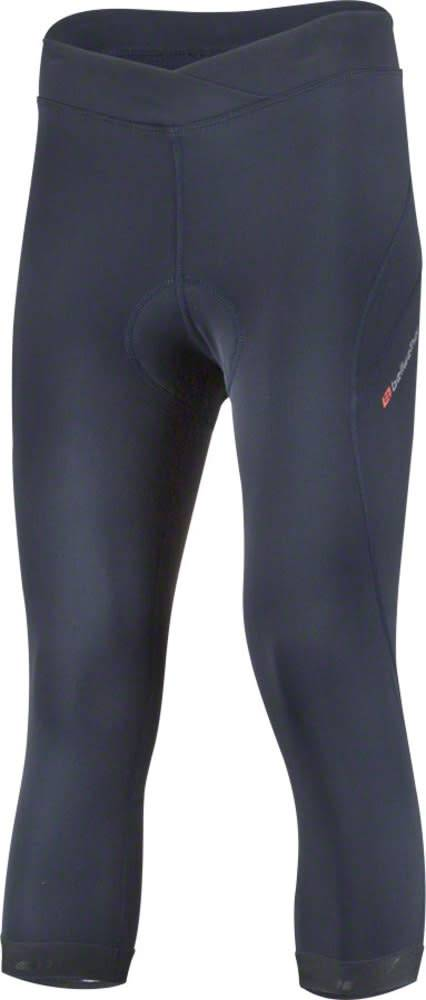 Bellwether Thermaldress Women's Knicker with Chamois: Black XL