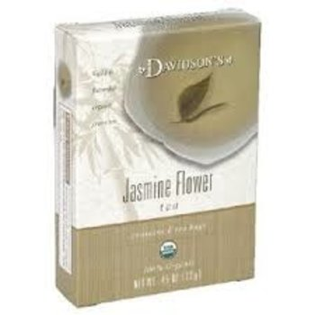 Davidsons DT Jasmine Flower tea 8 cs