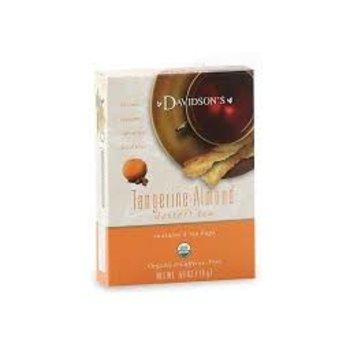 Davidsons DT Tangerine & Almond tea 8 ct