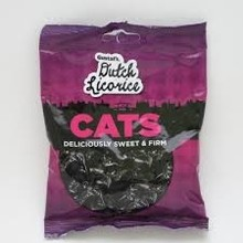 Gustafs Cats Licorice Bag - 5.2 OZ