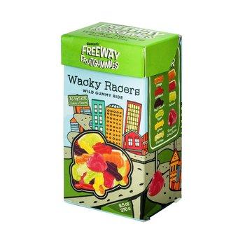 Gustafs Fruit Gummy Wacky Racers - 9.5 OZ box