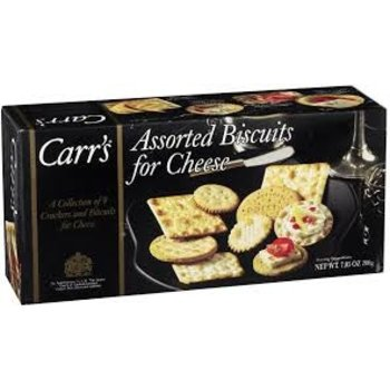 Carrs Entertainment Cracker Collection - 7 OZ