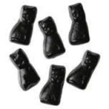 Venco Licorice Cats Bag 2.2 Lb