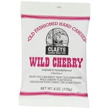 Claeys Old Fashioned Wild Cherry - 6 OZ bag