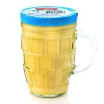 Hengstenberg Beer Mug Mustard - 9.2 oz