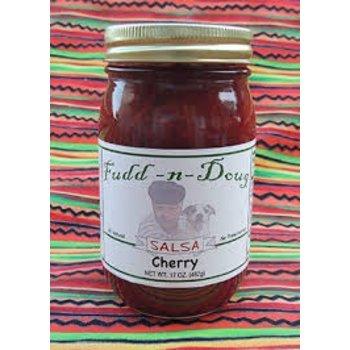 Fudd-n-Doug Cherry Salsa  - 17 Oz Jar