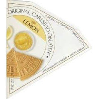 Oblaten Classic Lemon Wafer 1 Oz