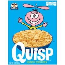 Quaker Cereal Quisp - 8.5OZ Box