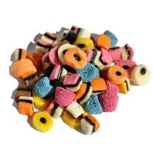 Gustafs Mini English Allsorts - 8 OZ