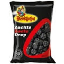 Harlekijntjes Sweet soft Licorice  15.8 Oz Bag