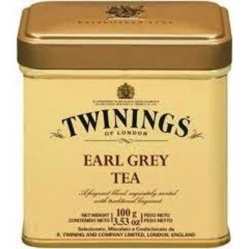 Twinings Loose leaf Earl Grey Tea - 3.5OZ tin