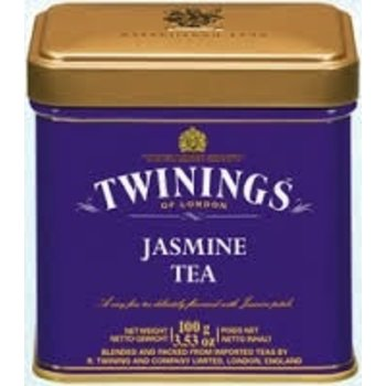 Twinings Loose leaf Jasmine Tea - 3.5OZ tin