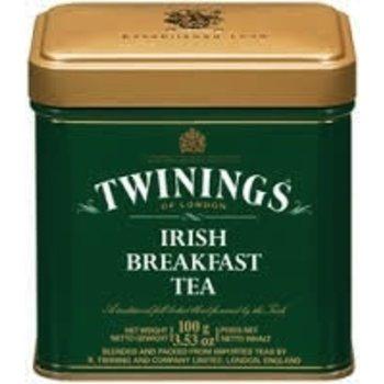 Twinings Loose leaf Irish Breakfast - 3.5OZ tin