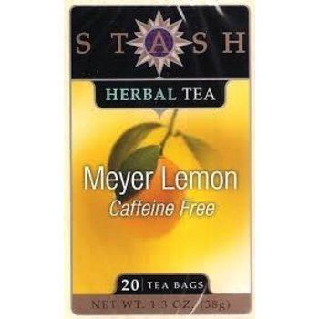 Stash Meyer Lemon 20 ct tea bags