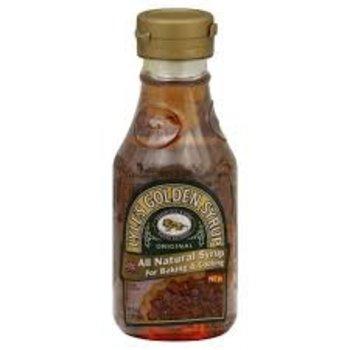 Golden Syrup - Cane Sugar Syrup for baking 11 oz plastic bottle