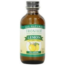 Frontier Lemon Flavor - 2 Oz Jar