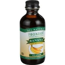 Frontier Banana Flavor - 2 Oz Jar