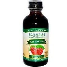 Frontier Raspberry Flavor - 2 Oz Jar