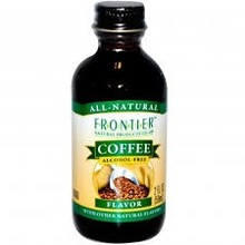 Frontier Coffee Flavor  - 2 Oz Jar