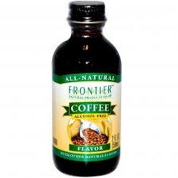 Frontier Coffee Flavor  - 2 Oz Jar