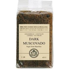 India Tree Muscovado Sugar- 16 OZ