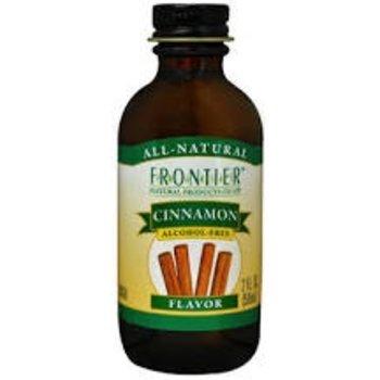 Frontier Cinnamon Flavor - 2 Oz Jar