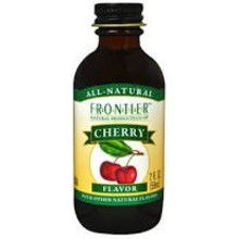 Frontier Cherry Flavor- 2 Oz Jar