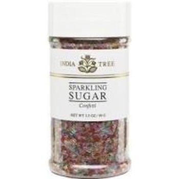 India Tree Confetti Sparkling Sugar - 3.5 OZ