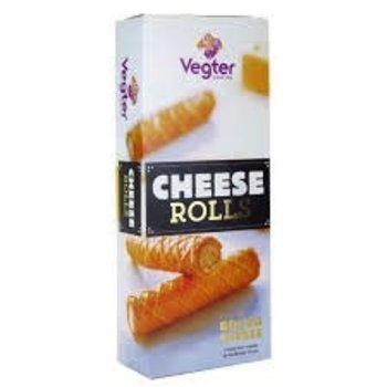 Vegter Cheese crispy rolls 3.5 oz box