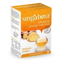 Singabera Original Ginger Drink - 5.1 oz box Werre $4.99