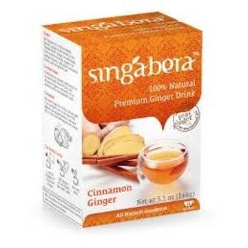 Singabera Cinnamon Ginger Drink - 5.1 oz Box Was $4.99