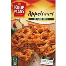 Koopmans Appeltaart Mix - 15.5 Oz