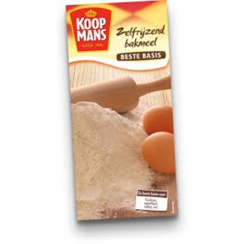 Koopmans Bakmeel Self Rising 17.6 oz