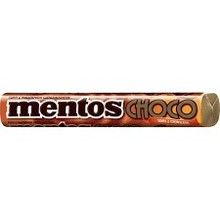 Van Melle Mento Choco Roll - 1.3OZ roll caramel and chocolate center