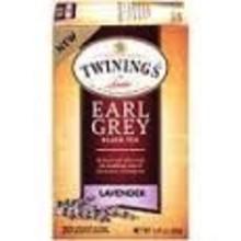 Twinings Earl Grey Lavender Black Tea - 20 CT