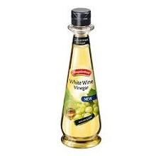 Hengstenberg White Wine Vinegar - 8.8 oz bottle