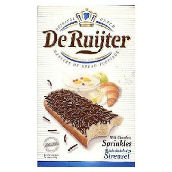 De Ruijter Milk Chocolate Sprinkles Hagelslag - 14 oz