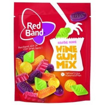 Red Band Winegum Mix 8.9 Oz bag - 8.9 OZ