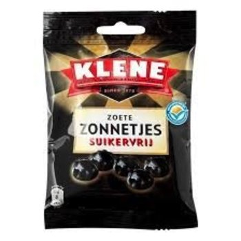 Klene Sugar Free Sweet Suns Licorice 3.5 Oz